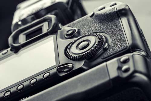 Belajar Teknik Fotografi Menggunakan DSLR Tombol Kamera