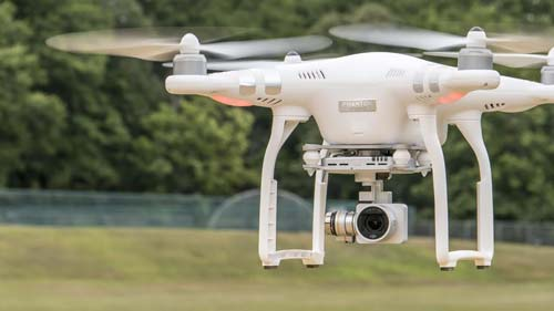 Drone Murah Terbaik Photographer Indonesia DJI Phantom