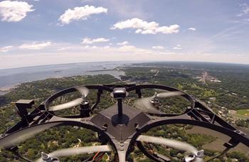 Jasa Foto Udara Dan Video Dengan Drone Keadaan Cuaca