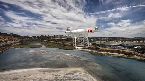 Teknik Pengambilan Gambar Video Kreatif Drone DJI