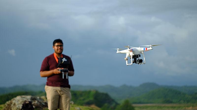 Sewa Drone Medan