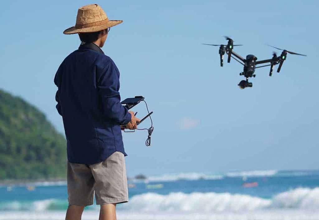 Sewa Drone Tangerang